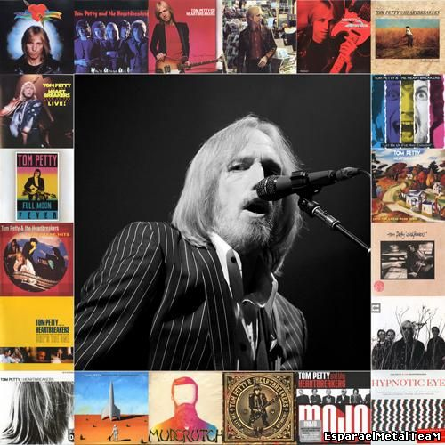 Tom Petty & The Heartbreakers - Discography [23 Albums]