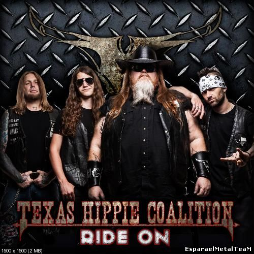 Texas Hippie Coalition - Ride On (2014)