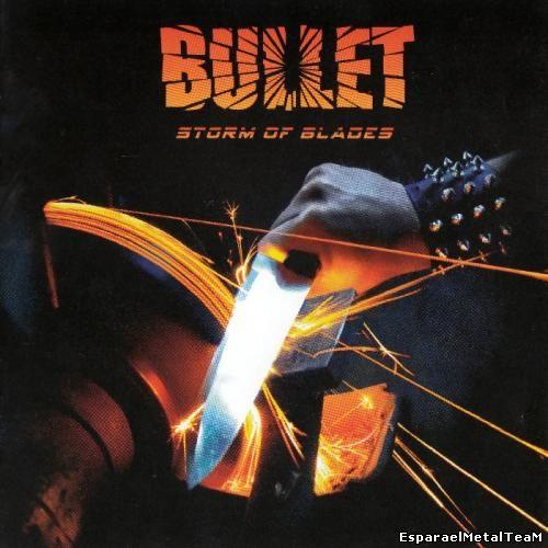 Bullet - Storm Of Blades (2014)