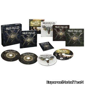 Mob Rules - Timekeeper - 20th Anniversary Box (2014)
