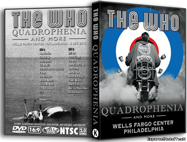 THE Who – Quadrophenia and More (Wells Fargo Center)