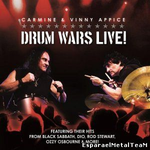 Carmine & Vinny Appice - Drum Wars Live! (2014)