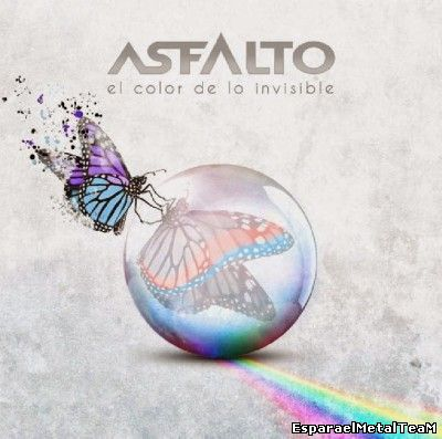 Asfalto – El Color De Lo Invisible (2014)