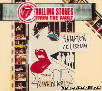 The Rolling Stones - Hampton Coliseum (Live In 1981) [2014 From The Vault Series] [2CD+DVD9]