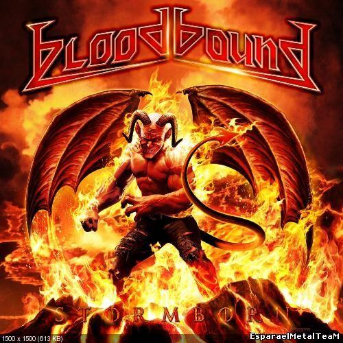 Bloodbound - Stormborn (2014)