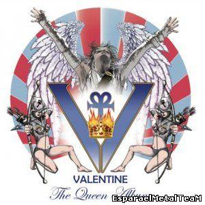 Valentine – The Queen Album (2014)