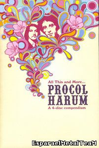 Procol Harum - All This And More… (2009) [3CD + DVD Box Set, SALVOBX407]