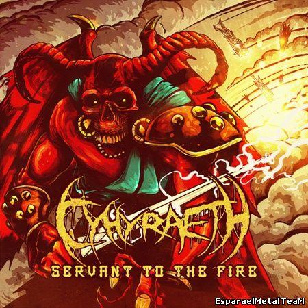 Cyhyraeth – Servant To The Fire 2014