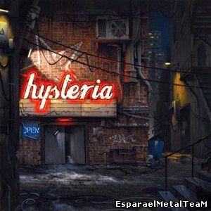 Hysteria - Hysteria (2014)