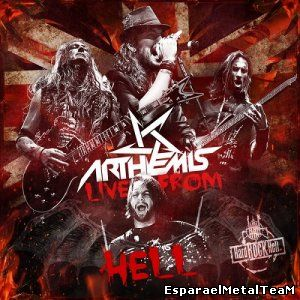 Arthemis - Live From Hell (2014)