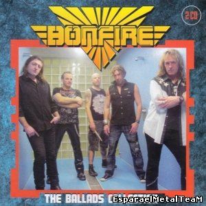 Bonfire - The Ballads Collection (2CD) (2015) >> compilation