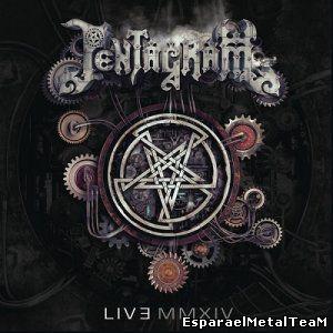 Pentagram - Live MMXIV (2014) >> live