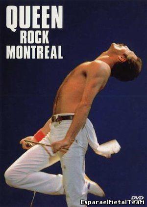Queen - Rock Montreal (1981)