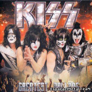 Kiss - Greatest Ballads (2015) >> compilation