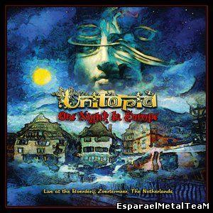 Unitopia - One Night In Europe (2011) DVD/CD