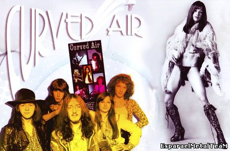 Curved Air - Discography and Video (1970 - 2010)