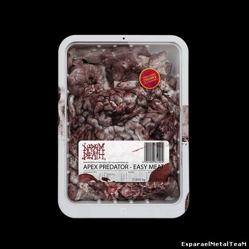 Napalm Death - Apex Predator - Easy Meat (2015)