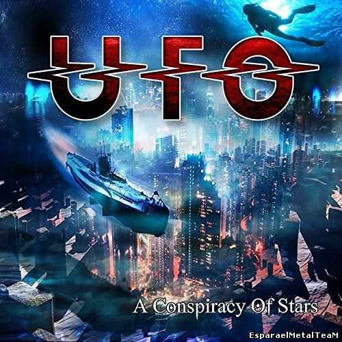 UFO - A Conspiracy of Stars (Limited Edition) (2015)