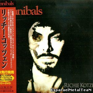 Richie Kotzen - Cannibals (Japanese Edition) (2015)
