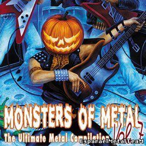 VA - Monsters Of Metal Vol. 7 (2015)