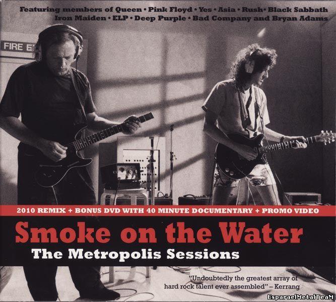 VV.AA. - Rock Aid Armenia. Smoke On The Water. DVD
