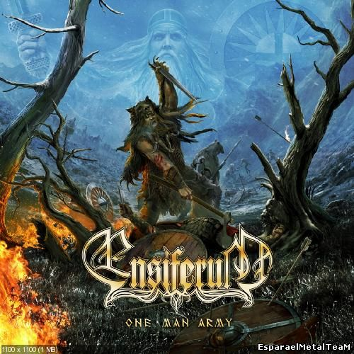Ensiferum - One Man Army (2015) [Limited Edition]
