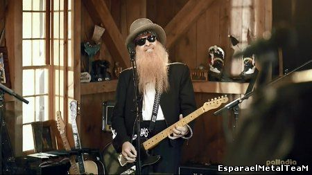 Billy Gibbons - Live From Daryl's House