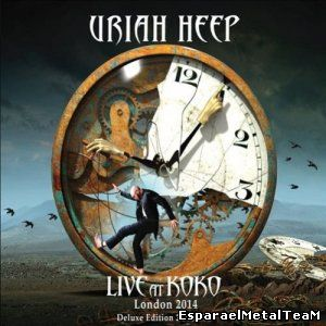 Uriah Heep - Live At Koko (Deluxe Edition) (2015)