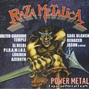 VA - Raza Metalica - Power Metal (2003)