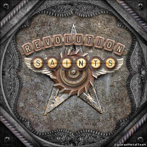 Revolution Saints - Revolution Saints (2015) [Deluxe Edition