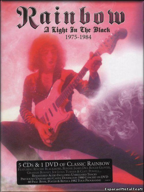 Rainbow - A Light In The Black 1975-1984 (2014)