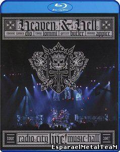 Heaven and Hell - Radio City Music Hall Live! (2013)