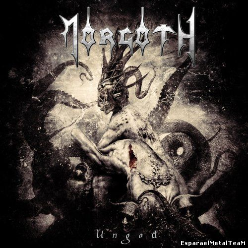 Morgoth - Ungod (2015) [Limited Edition]