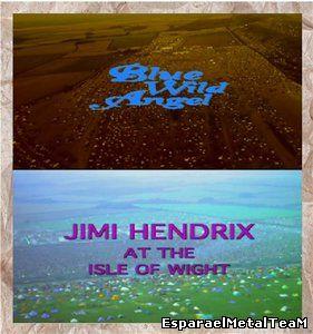 Jimi Hendrix - Blue Wild Angel: Live at the Isle of Wight (2000)