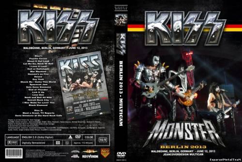 Kiss-Berlin, Germany-2013-06-12