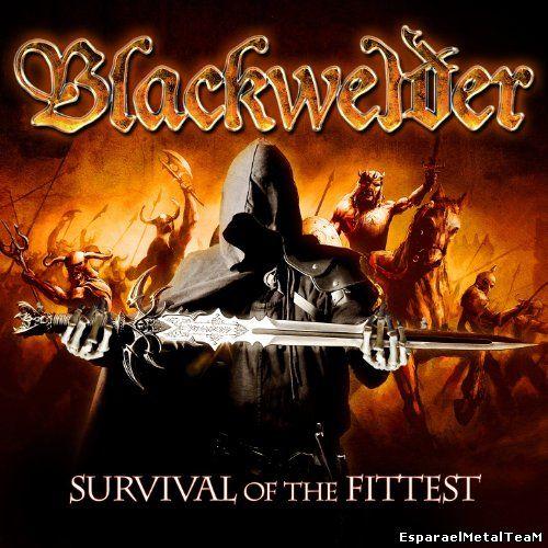 Blackwelder - Survival Of The Fittest (2015)