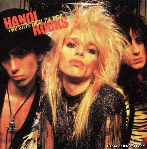 Hanoi Rocks - Two Steps From The Move [Remastered Deluxe Edition] (2015)
