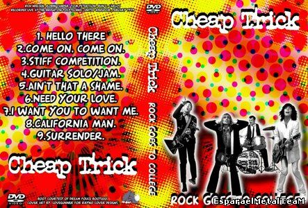 Cheap Trick - Rock Goes to College 1979 (2005)
