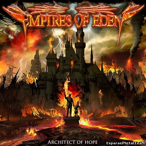 Empires Of Eden - Architect Of Hope (2015)