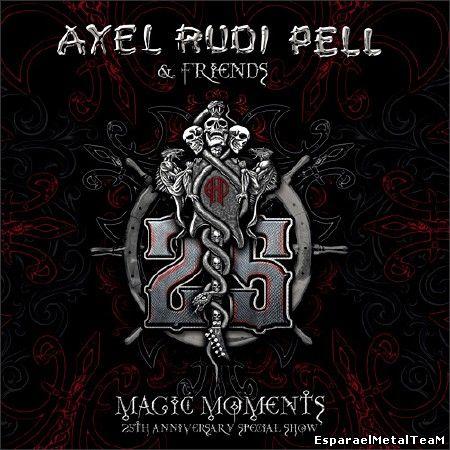 Axel Rudi Pell - Magic Moments (2015) DVD9 + 2xDVD5