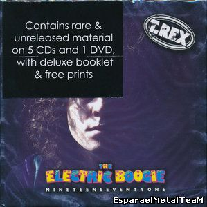 T.Rex - The Electric Boogie: Nineteen Seventy One (2007) [5CD + DVD Box-Set]