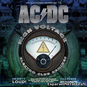 VA - An electronic adventure to AC/DC: High Voltage Electro Club Remixes (2015)