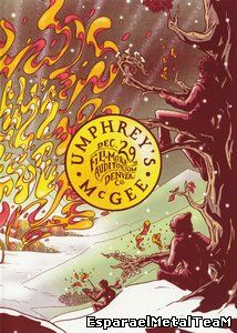 Umphrey's McGee TourGigs Collection - Live At The Fillmore Auditorium - Denver, CO 12.29.2013 (2014)