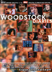 Various Artists - Woodstock Diaries (1994) [DVD9 PAL] {Warner Bros. Digitally Remastered in 5.1}