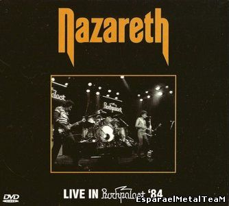 Nazareth - Live at Rockpalast (1984)