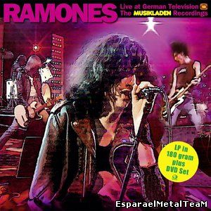 Ramones - Live At German Television: The Musikladen Recordings (2014)