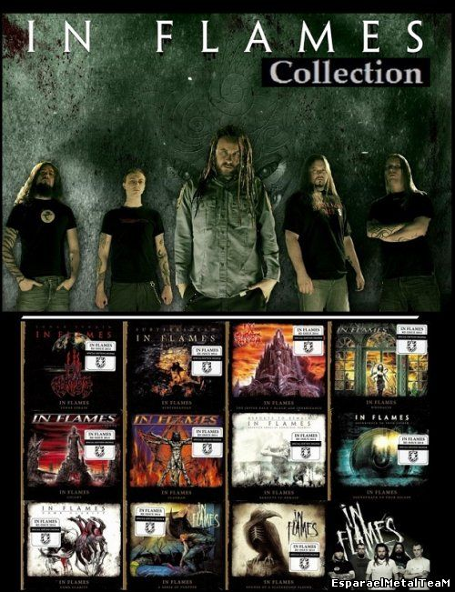 In Flames - 12 Albums (11CD) [Digipack Special Edition] 2014