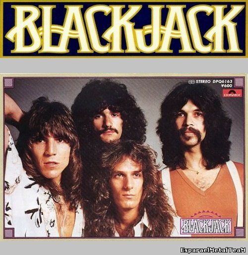 Blackjack - Discography (1979-1980) [SHM-CD Mini-LP, 2013]