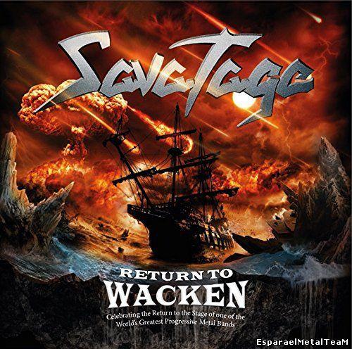 Savatage - Return To Wacken (2015)