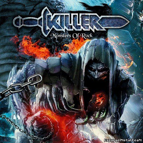 Killer - Monsters Of Rock (2015)